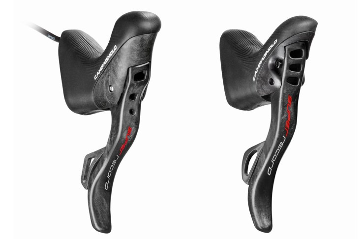 Campagnolo 12 Speed Goes Electronic with Super Record EPS 12speed 4