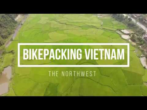 Bikepacking Vietnam - The Northwest 9