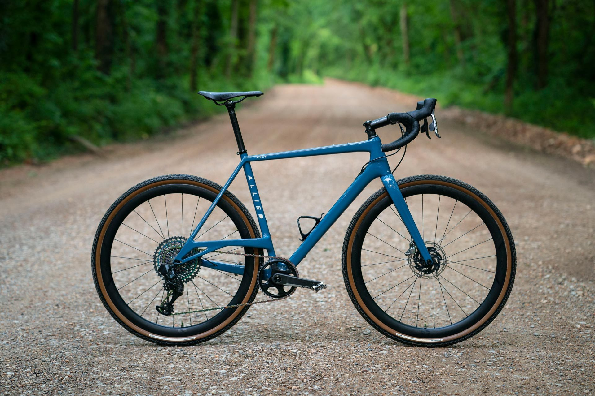 Allied Able Gravel Racing Bike 11