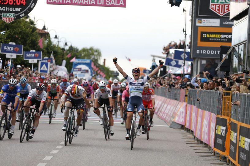 2019 Giro d'Italia Stage 18 Recap: Breakaway barely survives