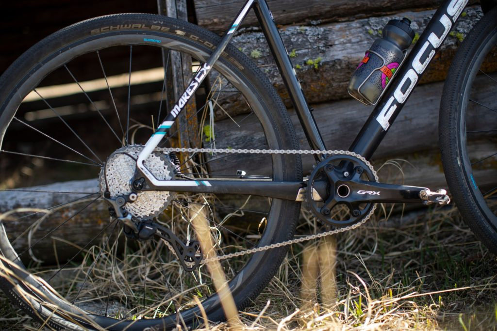 Shimano GRX: The First Dedicated Gravel Component Groupset 3