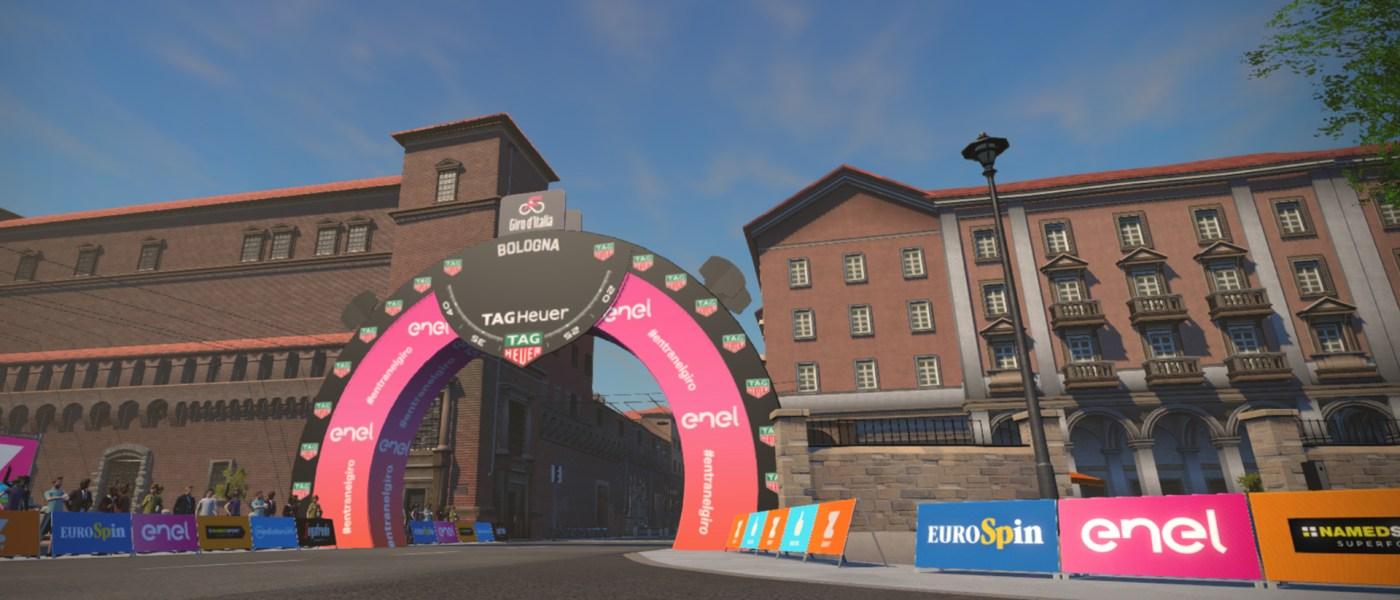 Ride the Giro D'Italia Bologna TT Course on Zwift 1