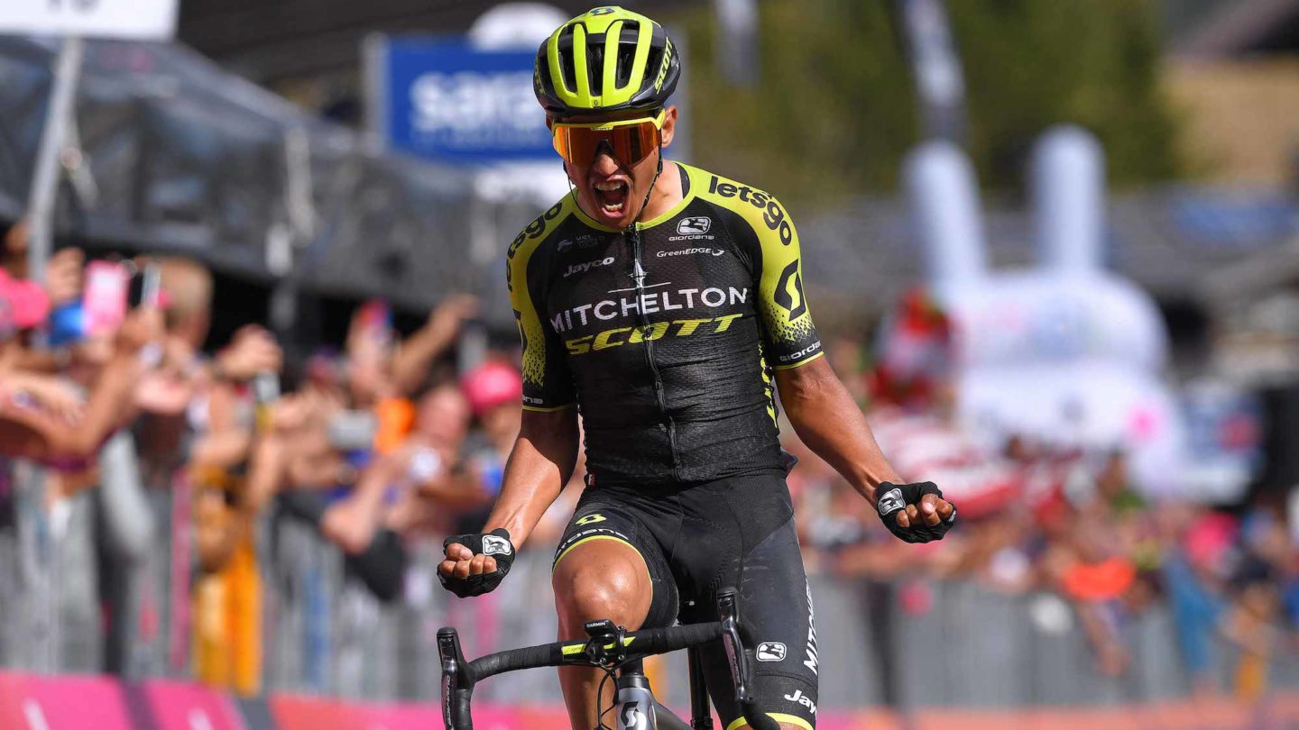 2019 Giro d'Italia Stage 19 Recap & Highlights: Chaves with an Emotional Win 1