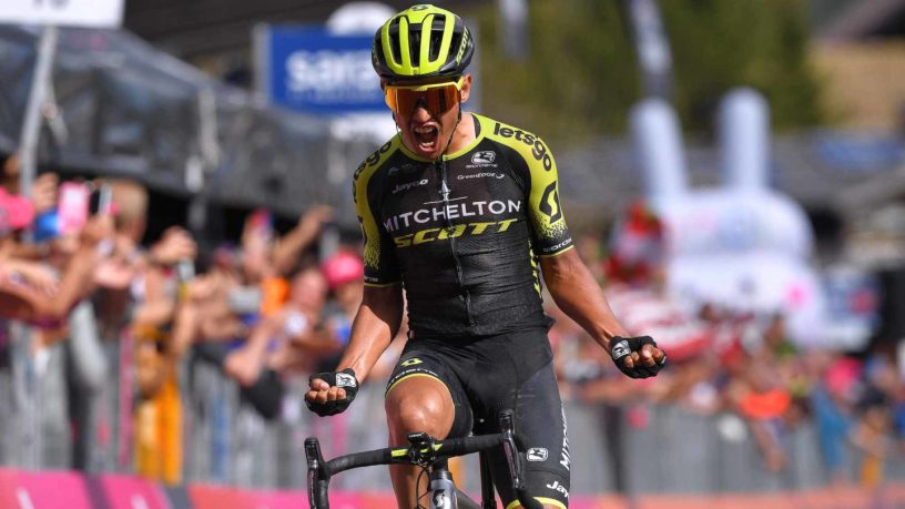 2019 Giro d'Italia Stage 19 Recap & Highlights: Chaves with an Emotional Win