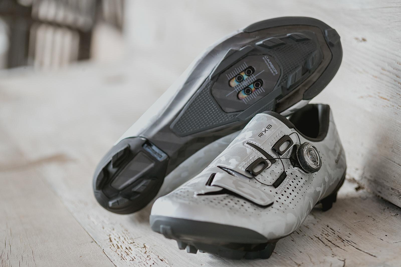 Shimano Announces New RX8 Gravel Shoe 4