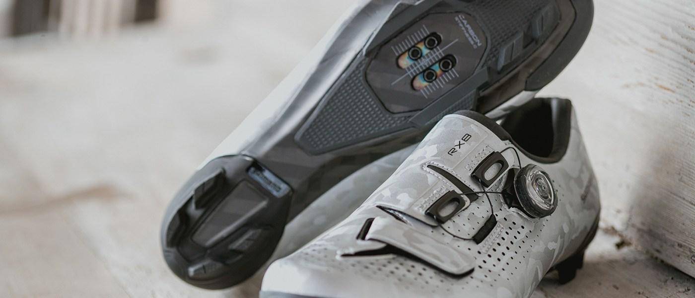 Shimano Announces New RX8 Gravel Shoe 1