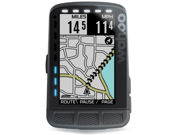 Wahoo ELEMNT Roam Cycling Computer Launches 5