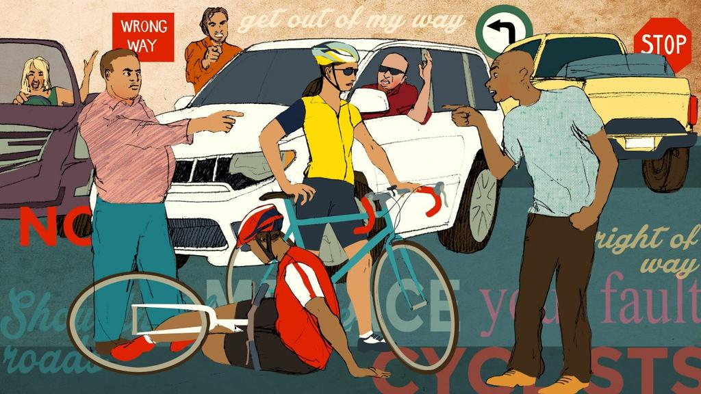 We Have to Change How We Talk About Drivers Hitting Cyclists 1