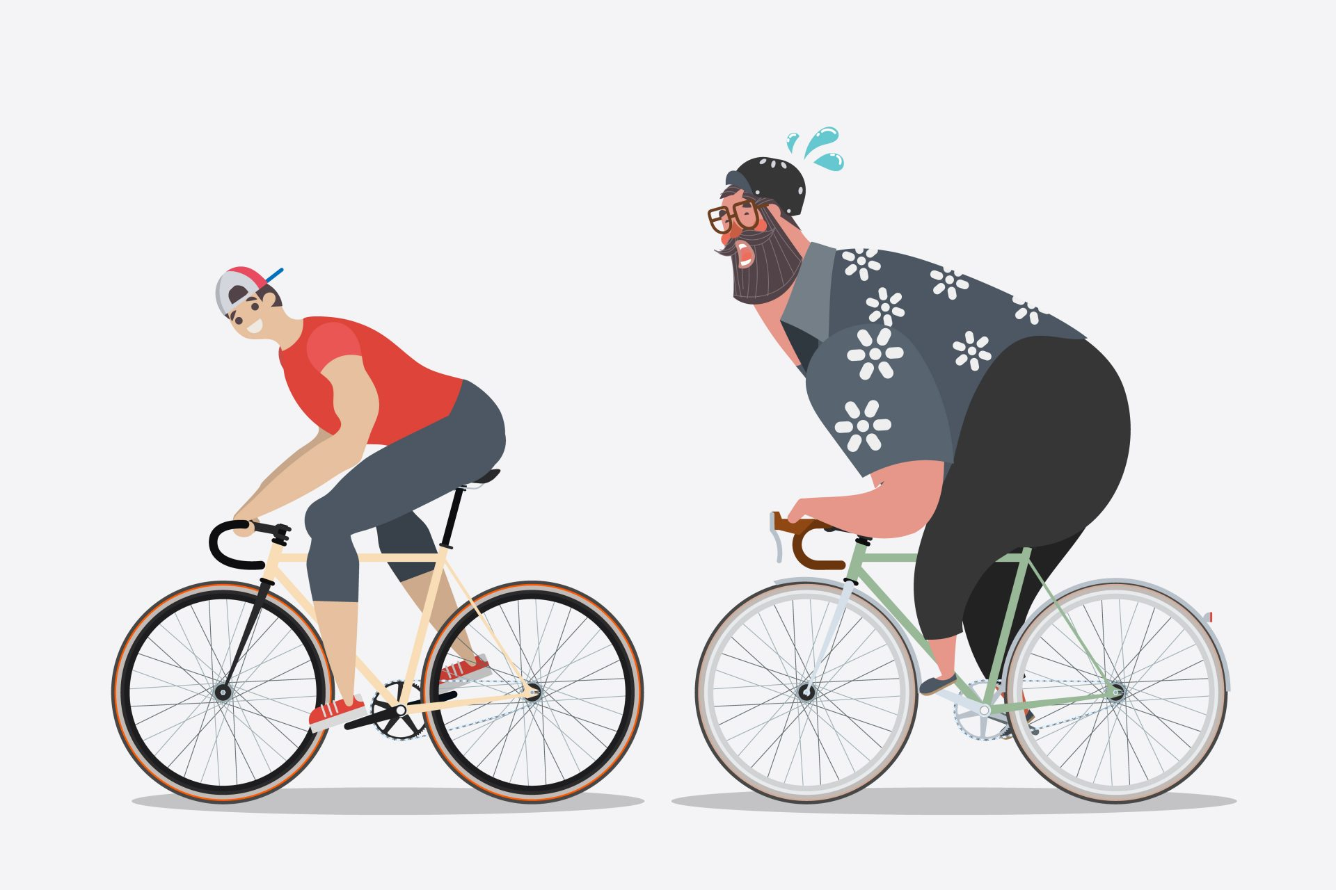 Why You're Cycling More But Not Losing Weight 7