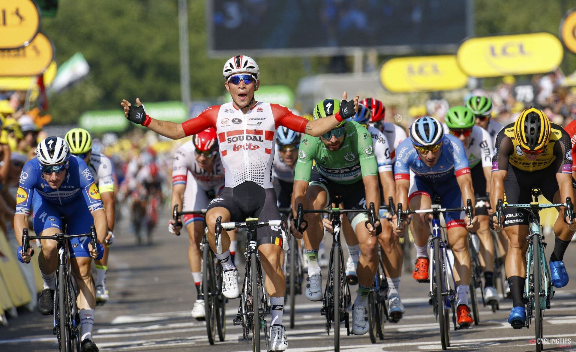 Caleb Ewan Does it Again with Victory at Stage 16 of 2019 Tour de France 3
