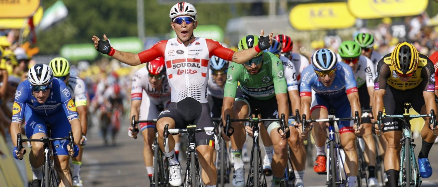 Caleb Ewan Does it Again with Victory at Stage 16 of 2019 Tour de France 1