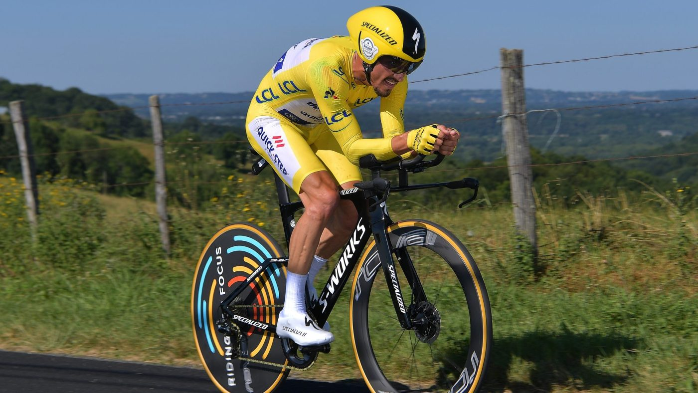 Julian Alaphilippe Crushes 2019 Tour de France Stage 13 Time Trial 3