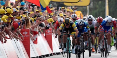 Groenewegen Takes Sprint Win in 2019 Tour de France Stage 7 16