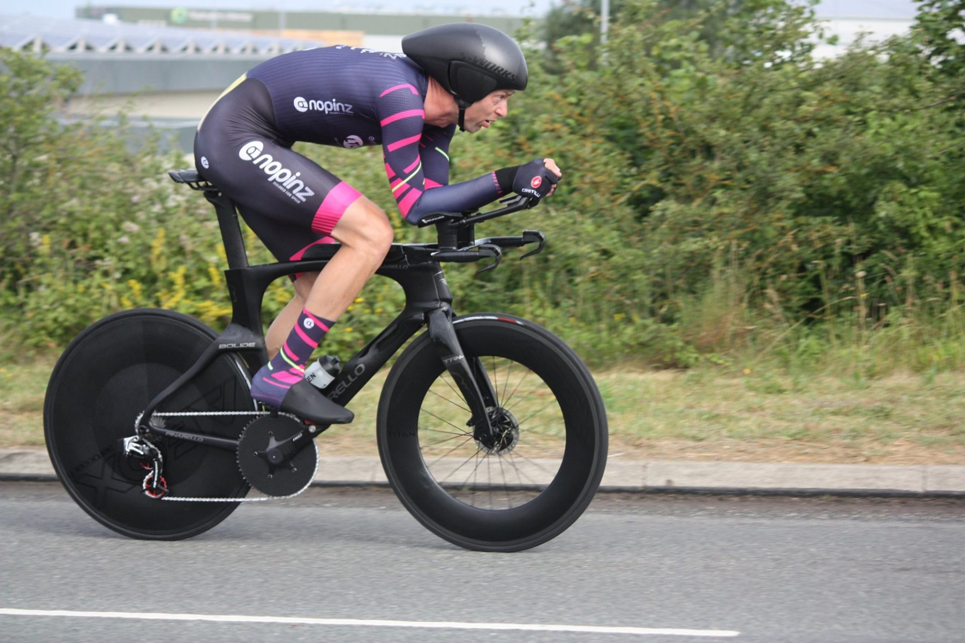 Marcin Bialoblocki Rides 100 Mile Time Trial in 3:13:37 20