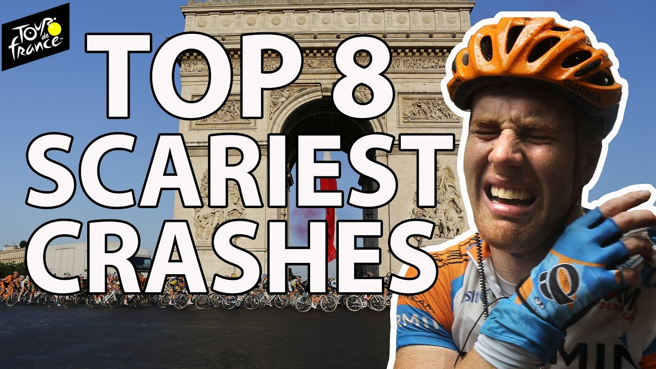 8 Scariest Crashes In Tour De France History 3