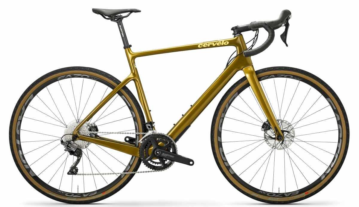 Cervélo Áspero Gravel Bike 9