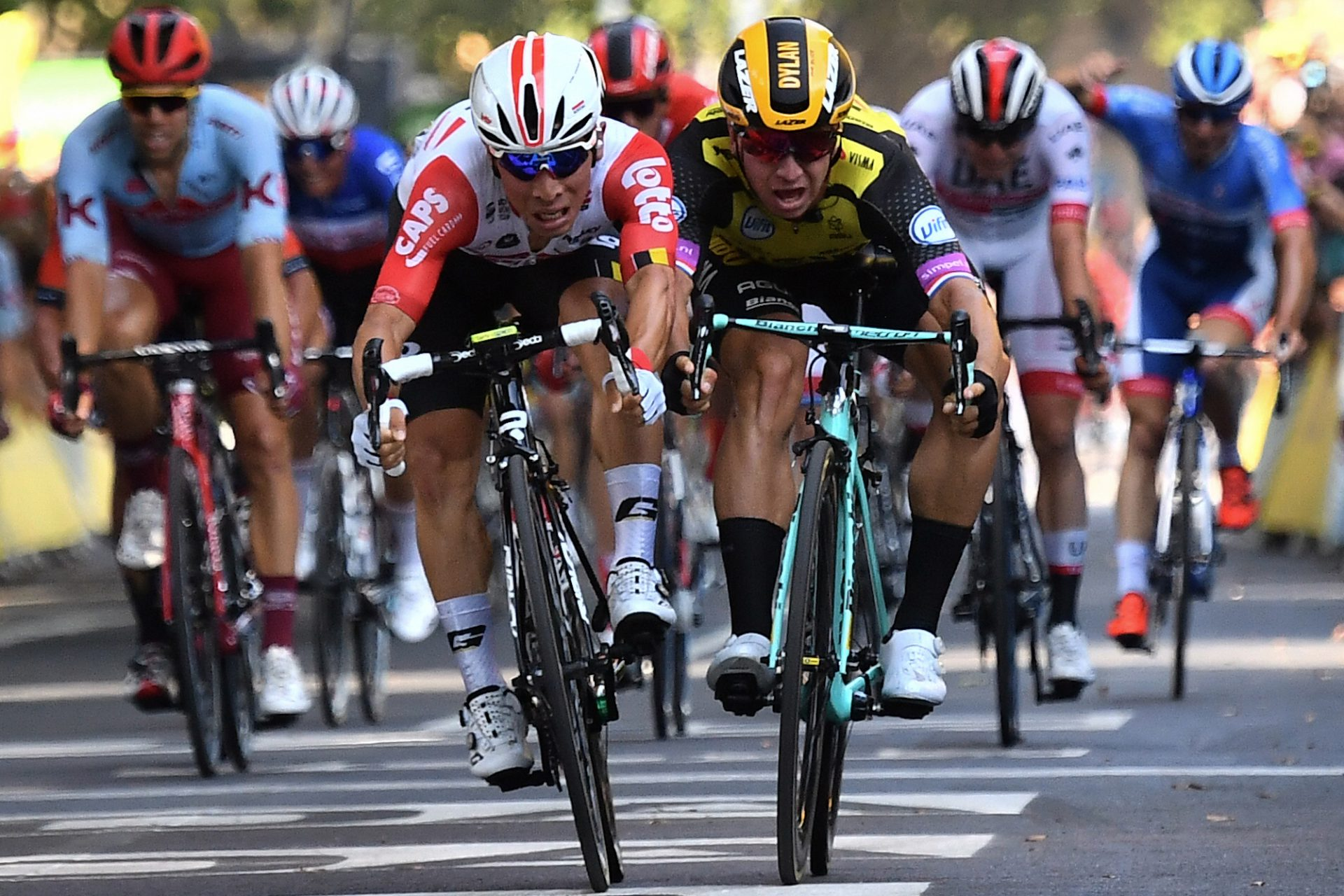Caleb Ewan Grabs his First Tour Stage Win in 2019 Tour de France Stage 11 8