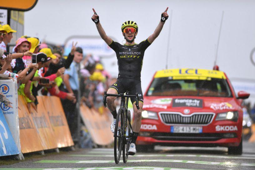 Simon Yates Does it Again at 2019 Tour de France Stage 15