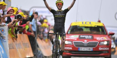 Simon Yates Does it Again at 2019 Tour de France Stage 15