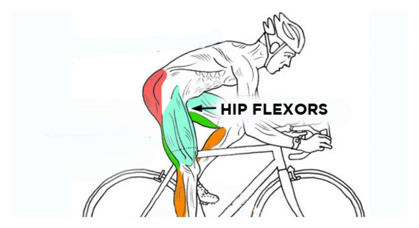 7 Stretches Every Cyclist Should do to Improve Hip Flexibility 3