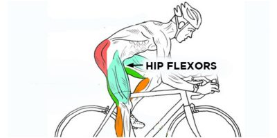 7 Stretches Every Cyclist Should do to Improve Hip Flexibility