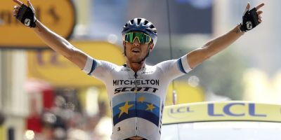 Matteo Trentin Solos to Victory on Stage 17 of the 2019 Tour de France