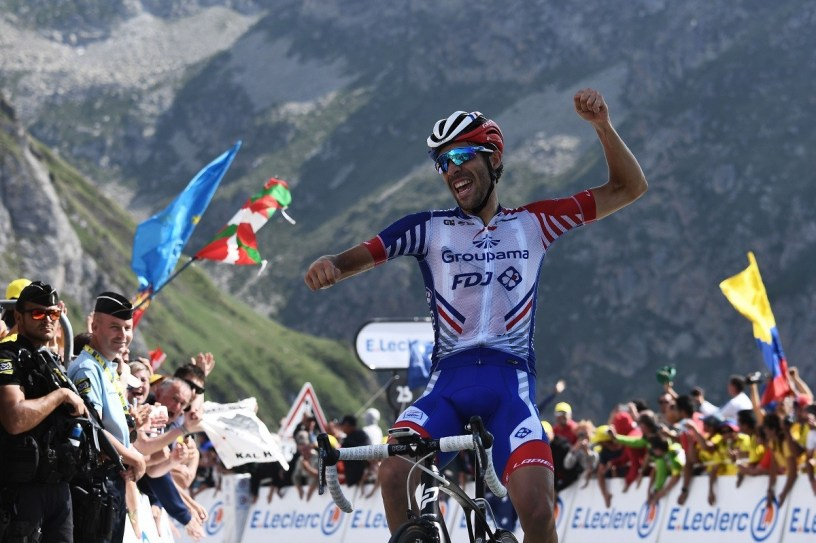 Pinot Wins Stage 14 Atop Tourmalet & Alaphilippe Improves Lead in 2019 Tour de France