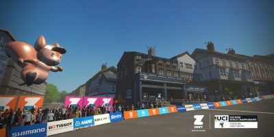 Zwift Launching Virtual Yorkshire World Championships Course