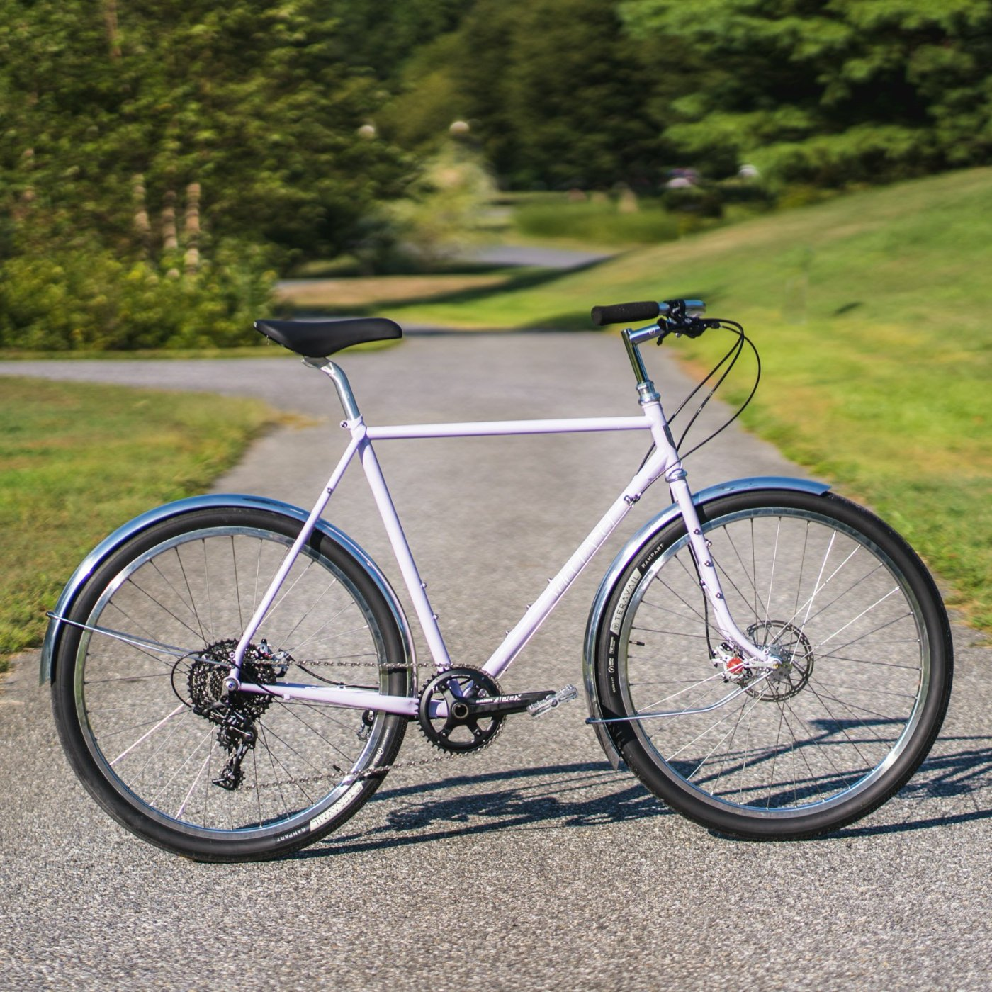 Velo Orange Piolet and Polyvalent Now Offered as Complete Bikes 3