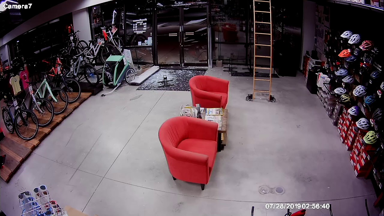 BikeSource in Littleton, Colorado Severely Damaged and Bikes Stolen After Smash-and-Grab 2