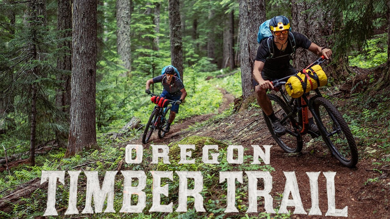 Oregon Timber Trail - The Greatest Long Distance Mountain Bike Trail in the World! 13