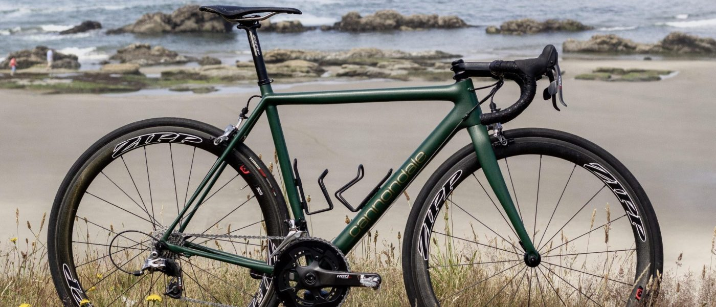This Hand-Painted Cannondale Supersix Evo Hi-Mod is Next Level 1