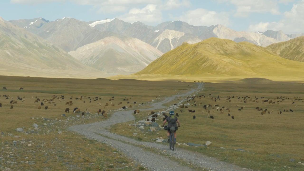 Brooks England x Silk Road Mountain Race 2018 9