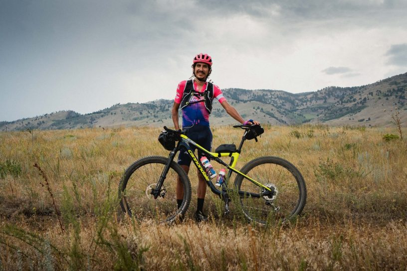 Lachlan Morton Finishes Colorado Trail in Under Four Days