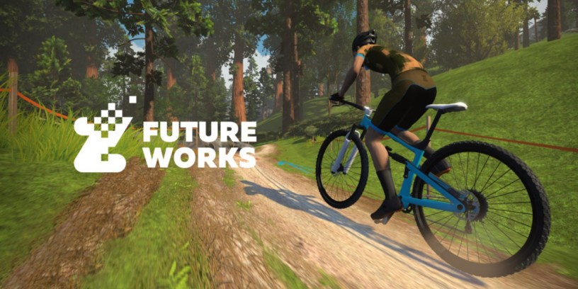 Zwift Goes Off-Road, Use Your Smartphone To Steer