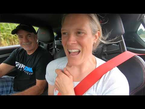 Cyclocross Stars in Cars with Katie Compton 9