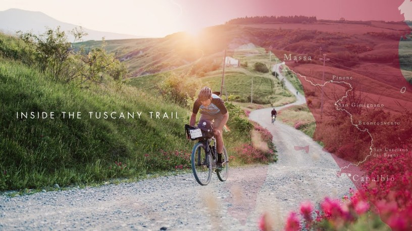 Video: Bombtrack Bikes Takes On the Tuscany Trail