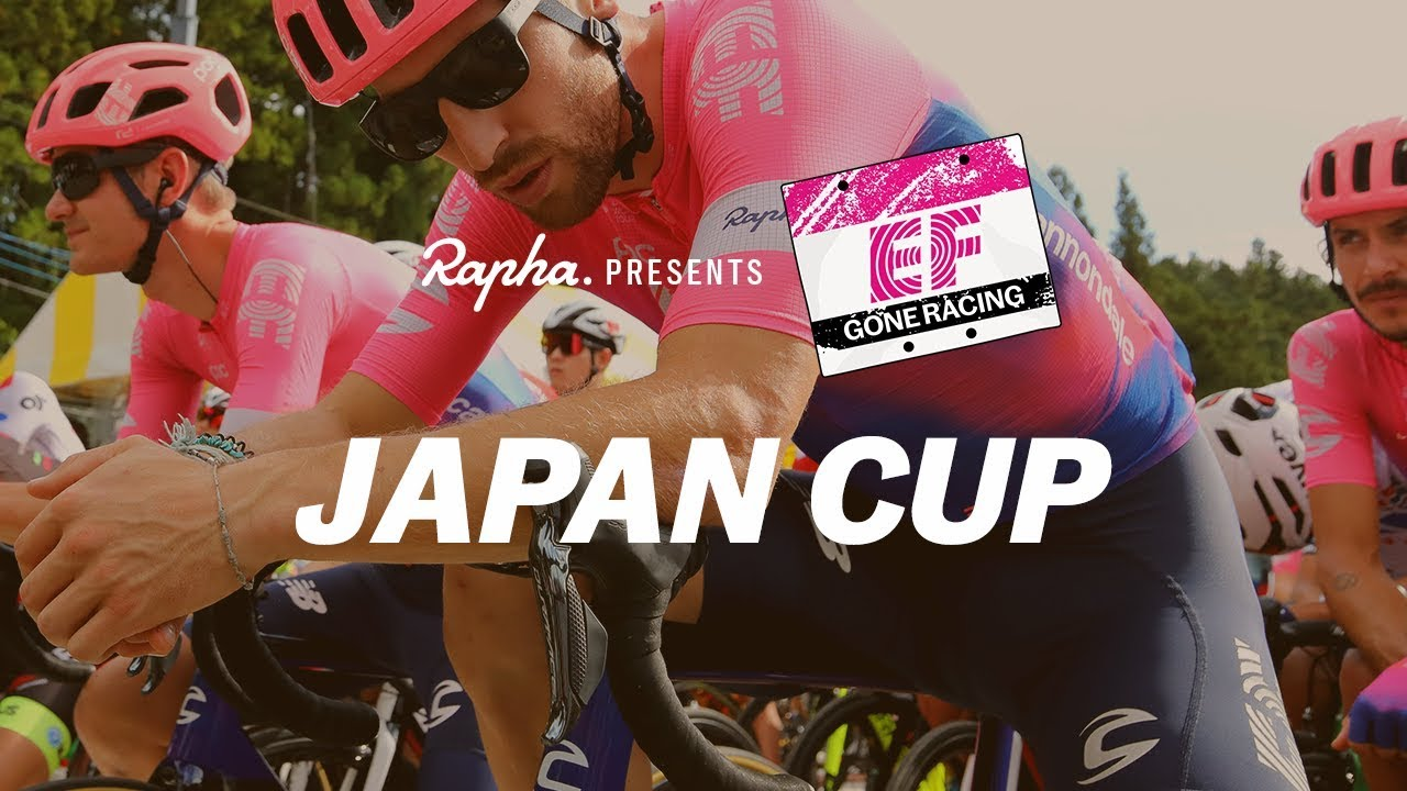 EF Gone Racing at the Japan Cup 3