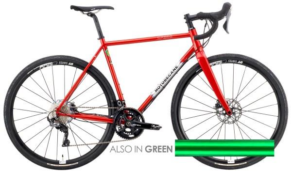 The 2020 Motobecane Mulekick 853 Steel Gravel Bike is a Steal 30