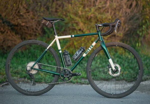 Ritte Launches Steel Satyr Gravel Bike 12