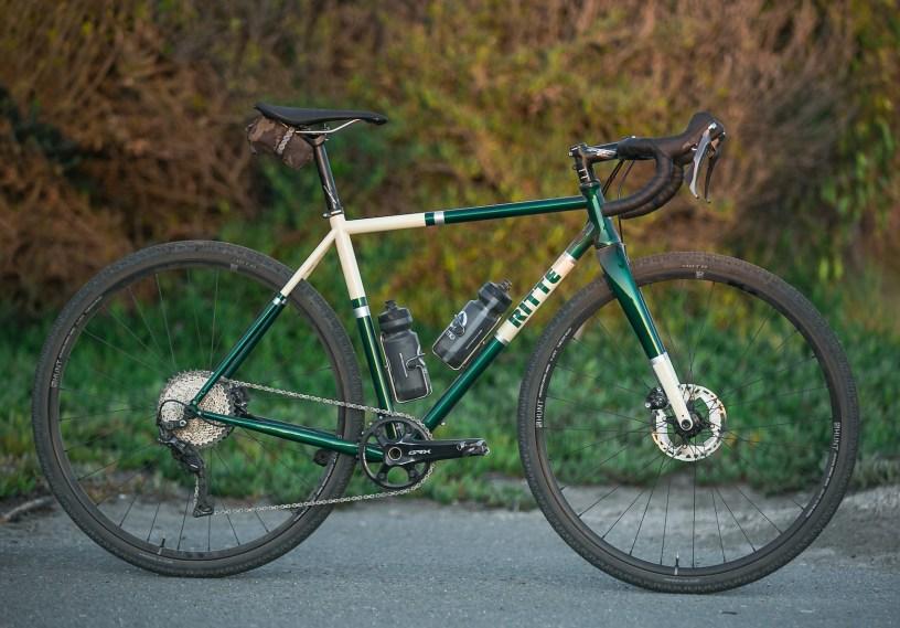 Ritte Launches Steel Satyr Gravel Bike