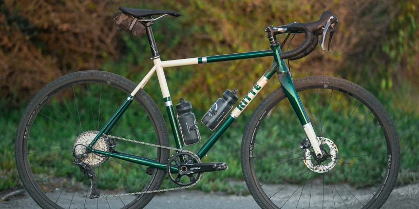 Ritte Launches Steel Satyr Gravel Bike