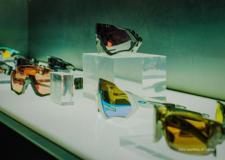 Oakley Expands Adoption of HP's 3D Printing Prototyping Technology 7