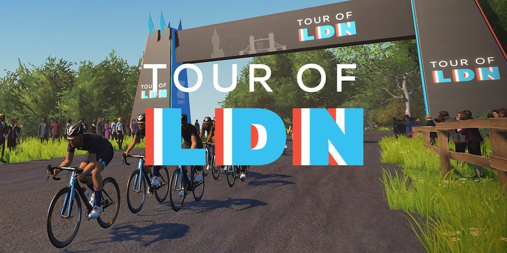 2019 Zwift Tour of London 3