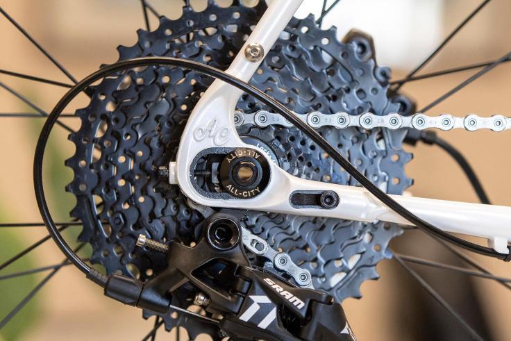All-City Announces the Super Professional City Bike 5