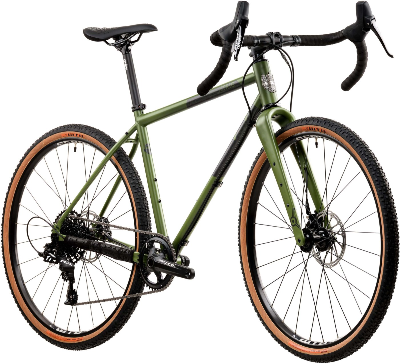 Ragley Adds a Gravel Bike to Its Lineup, the Trig 3