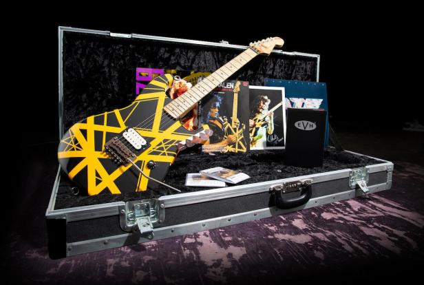 Paul Component Engineering Releases Another Run of Van Halen Stems 5