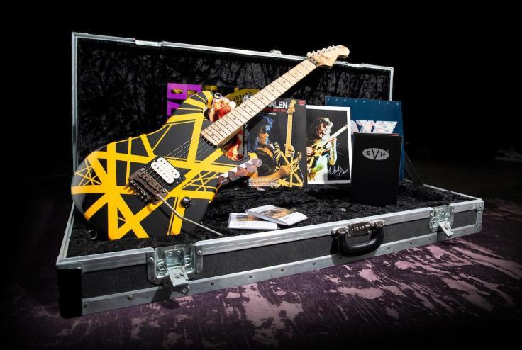 Paul Component Engineering Releases Another Run of Van Halen Stems 4