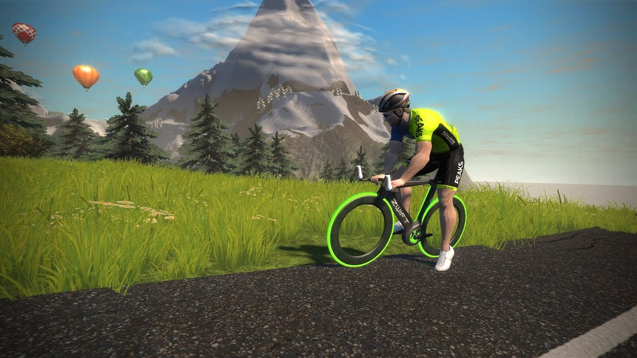 How to Unlock the Tron Bike in Zwift 3