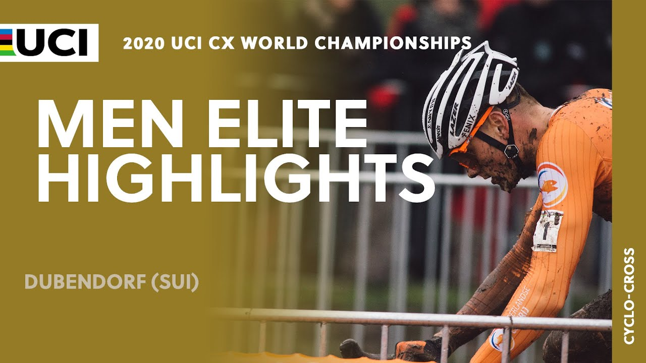 Video: 2020 UCI Cyclo-cross World Championships - MVDP'S Dominant Wire-to-Wire Win 24